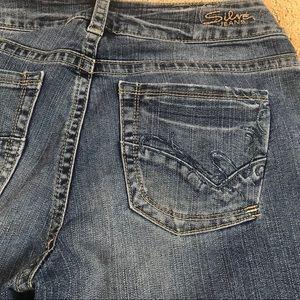 Silver Jeans Suki Size 29